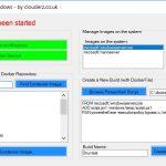 Docker Image Manager for Windows 2016 v1.0
