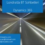 Londra'da BT Sohbetleri – Dynamics 365