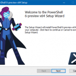 Powershell 6.1 Preview 2 Hazir!